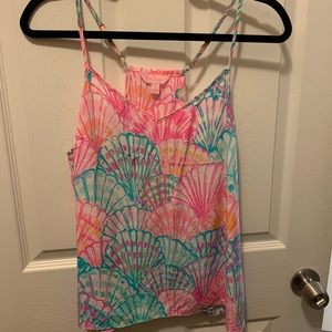 Lilly Pulitzer Tank-
